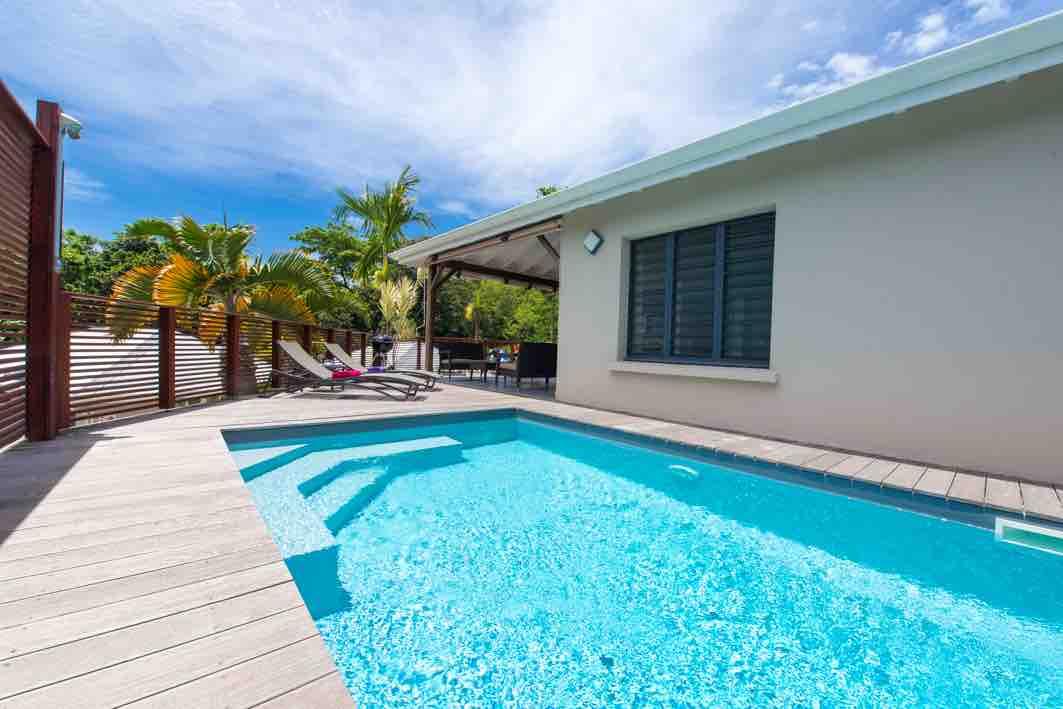 Location de villas de luxe 5* à Petit Bourg en Guadeloupe